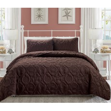 Cozy Bedspread Coffee