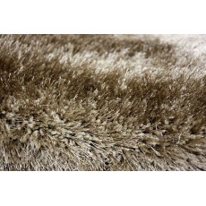 Polyester Shaggy - Brown