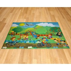 Printed Carpet - Playground