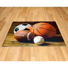 Printed Carpet - Sports