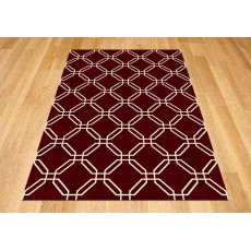 Structure Rug 6356