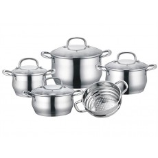 9 Piece Elegance Cookware Set