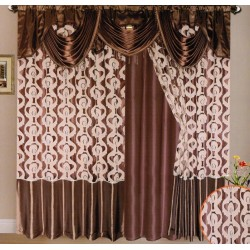 Venice Curtain Set